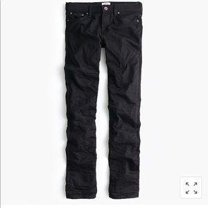 J Crew Reid Jeans in Black Wash sz 27 EUC